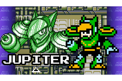 Mega Man V (Game Boy) - Jupiter theme in 8-bit - YouTube