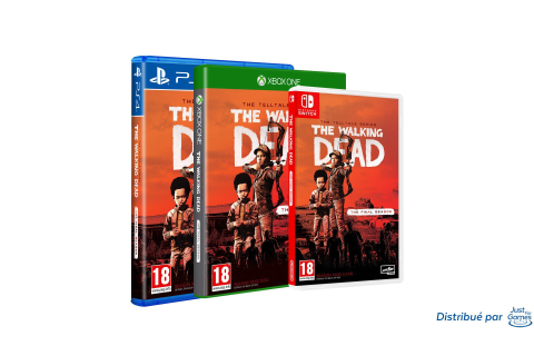 The Walking Dead : L'Ultime Saison - JUST FOR GAMES