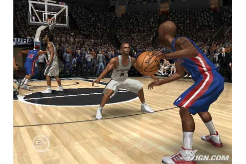 NBA Live 07 Download Free Full Game | Speed-New