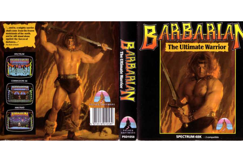 Barbarian: The Ultimate Warrior 2 Players | 80'S Top Games