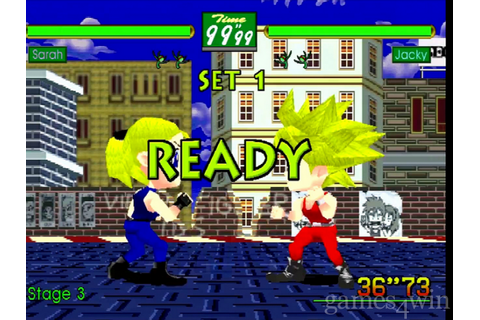 Virtua Fighter Kids Free Download full game for PC, review ...