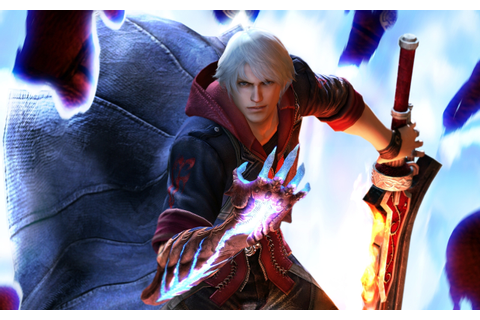 Wallpaper Devil May Cry 4 PC game 2560x1600 HD Picture, Image
