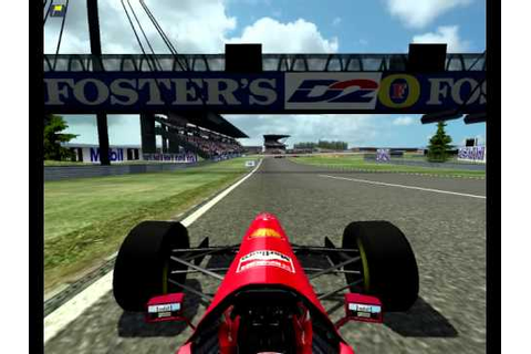 European Grand Prix 1996 Nurburgring Formula 1 full Race ...