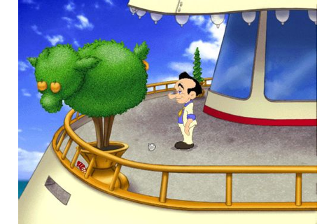 Leisure Suit Larry: Love for Sail! . Прохождение Leisure ...