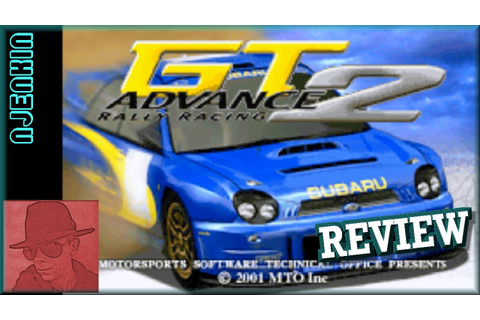GT Advance 2 : Rally Racing - on the GBA - with Commentary ...