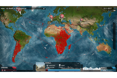 Plague Inc: Evolved Launch Review | OnRPG
