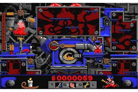 Night Shift Download (1990 Puzzle Game)