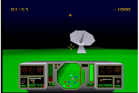 AtariAge - Atari Jaguar Screenshots - Air Cars (ICD)