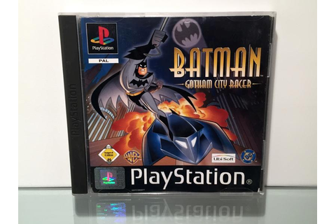 Batman Gotham City Racer (Playstation OVP)