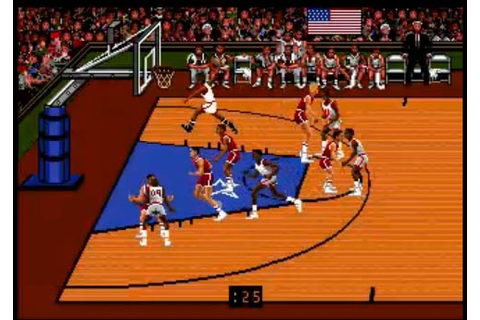 B-Ball Video Games Are Cool: Team USA Basketball – The No ...