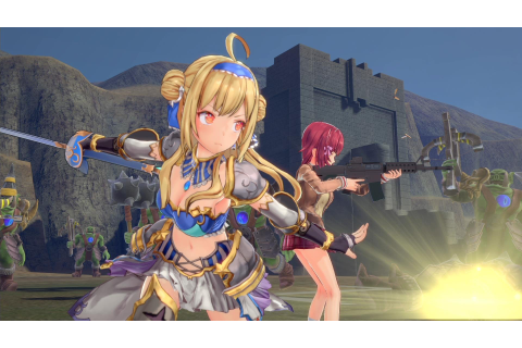Bullet Girls Phantasia Details Gameplay and Destructible ...