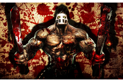 Splatterhouse Wallpaper and Background Image | 1600x1000 ...