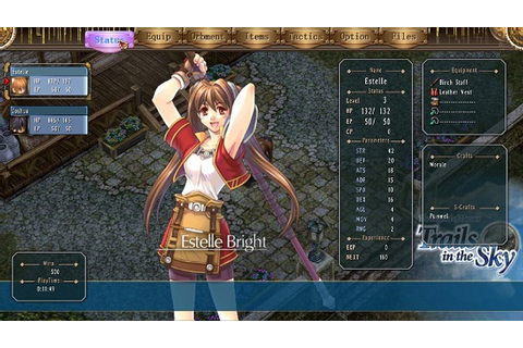 The Legend Of Heroes Trails In The Sky Download Mediafire ...