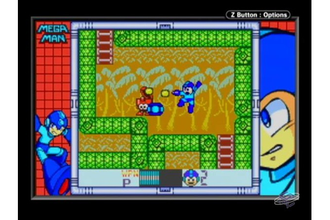 Mega Man Anniversary Collection GBA - Game - Nintendo ...