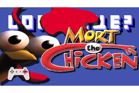 Mort the Chicken (PlayStation 1) - Continue? - YouTube