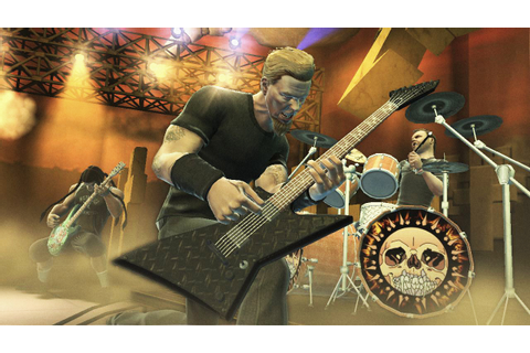 VGR News: Guitar Hero Metallica Screenshots | Video Games ...