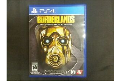 Replacement Case (NO GAME) BORDERLANDS THE HANDSOME ...
