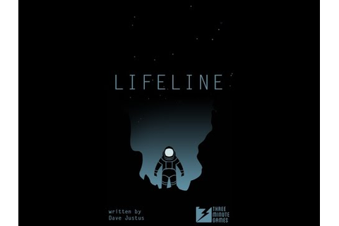 Lifeline... By 3 Minute Games, LLC (IOS ) Gameplay - YouTube