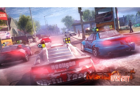 MadOut Open City APK Download _v8 + MOD (Unlimited Money ...