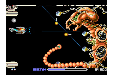My all time favourite video games: R-Type - PC Engine ...
