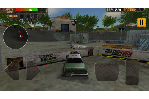 Top 3 Demolition Derby games - 4mobiles.net