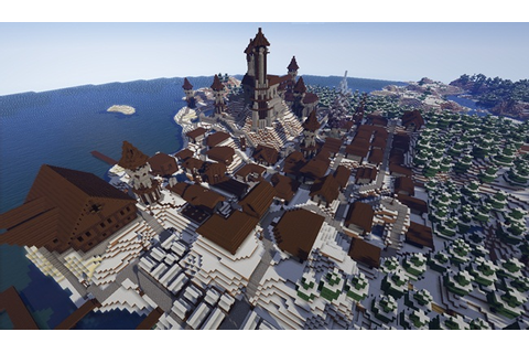 Minecraft – Coldflame Castle Adventure Map – Newmods ...