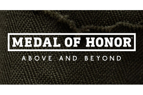 Medal of Honor: Above and Beyond - Official Game Announcement