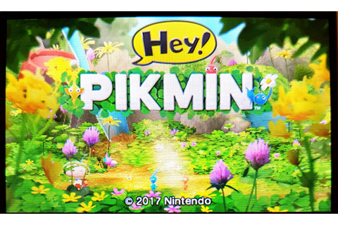 Nintendo 3DS Hey! Pikmin Full Review | This Is Life