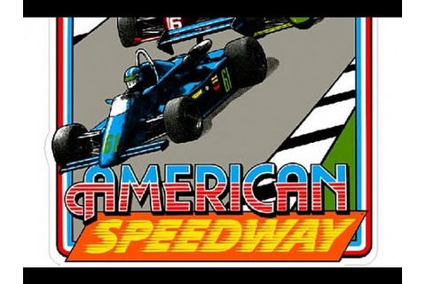 AMERICAN SPEEDWAY JUEGO ARCADE CLASICO PARA PC - YouTube