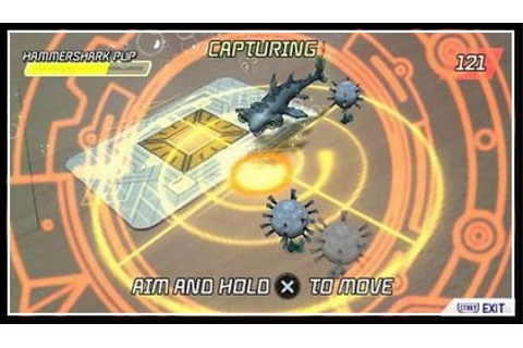 Invizimals Shadow Zone PSP Download Compress Version ...