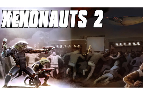 Xenonauts 2 Demo - Alien Defense Squad Based Strategy Game ...