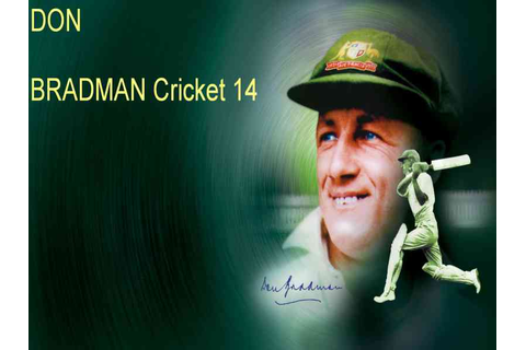 Don Bradman Cricket 14 Game Download Free For PC Full ...