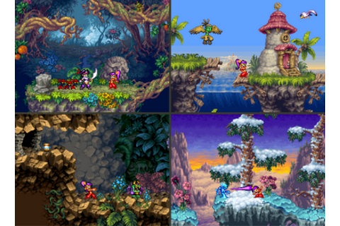 Shantae Review and Retrospective (GBC) | Satoshi Matrix's Blog