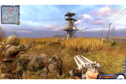 Stalker Clear Sky Game - Free Download Full Version For Pc