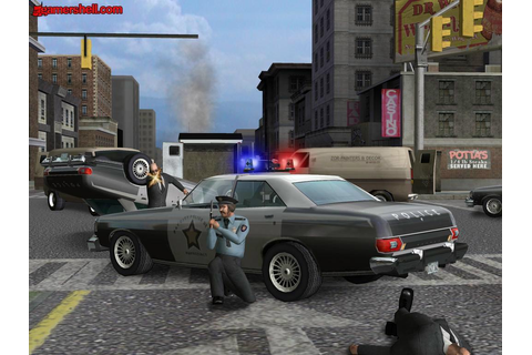 Starsky and Hutch 2 [PS2/XBOX - Cancelled] - Unseen64