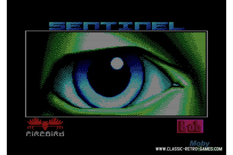 Download The Sentinel (2) & Play Free | Classic Retro Games