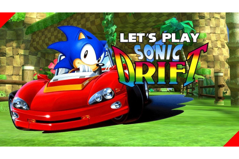 Sonic Drift. Why the hell am I'm playing this game? - YouTube
