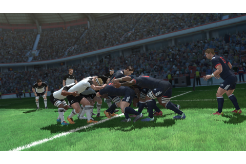 Download Rugby 18 Game HD Wallpapers