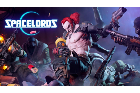 Spacelords - A Tribute to the Veterans Trailer - YouTube