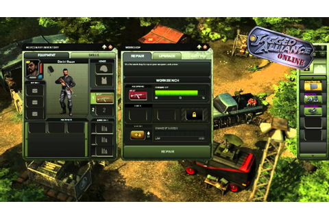 Jagged Alliance Online - Strategy Browser Game ...