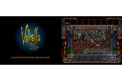Valhalla & Die Festung Von Eve : Hall Of Light – The ...