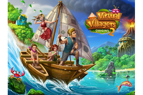 Virtual Villagers Origins 2 - Android Apps on Google Play