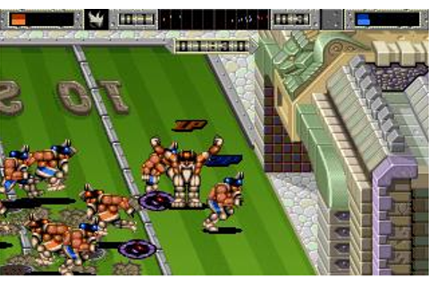 Brutal Sports Football Download (1993 Amiga Game)