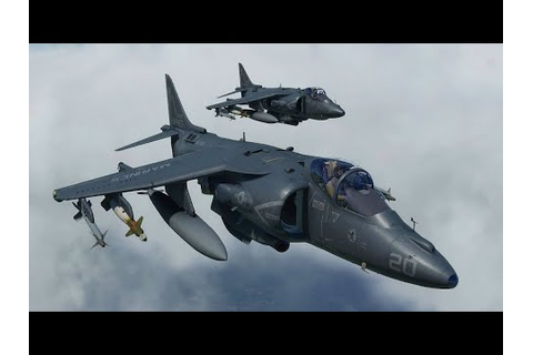 RAZBAM : DCS AV-8B Night Attack Harrier II teaser trailer ...