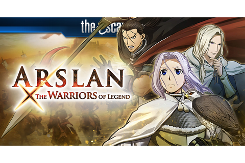 Arslan the Warriors of Legend Review | Reviews | The Escapist