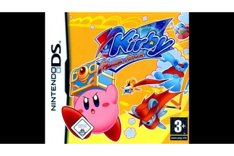 Images Kirby : Les Souris Attaquent