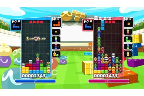Puyo Pop Tetris announced for PS4 and Switch – GAMING TREND
