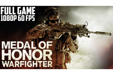 Medal of Honor Warfighter Gameplay Walkthrough Part 1 Full ...