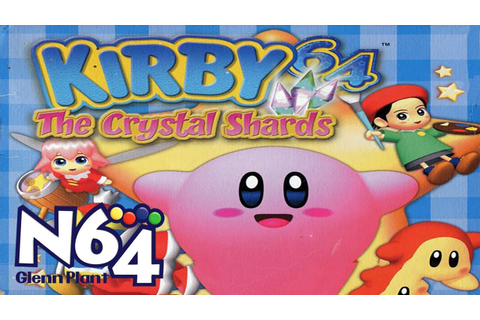 Kirby 64 The Crystal Shards - Nintendo 64 Review - HD ...