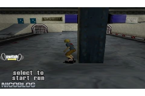Thrasher Skate & Destroy (USA) PSP Eboot | Cdromance